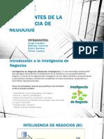 Componentes de La Inteligencia de Negocios (3)