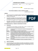 Processing Facility Agreement - Generic v3 1