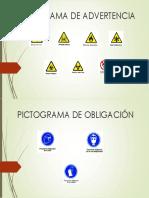 Pictograma de Advertencia