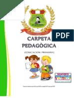 Carpeta Pedagógica Primaria
