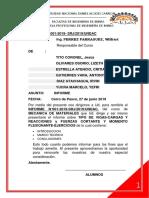 Informe de Materiales 123