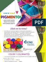 Diapositivas Tintes y Pigmentos Final