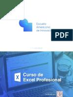 Brochure - Excel Profesional