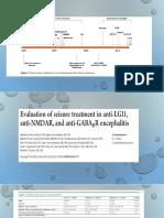 EVALUATION OF SEIZURE TREATMENT IN ANTI-LGI1, ANTI-NMDAR, AND ANTI-GABABR ENCEPHALITIS.pptx