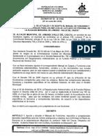 Manual de Funciones de Alcaldi de Jamundi