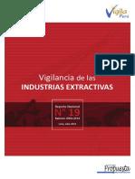 Vigilancia de las industrias extractivas