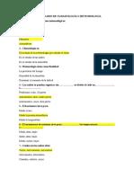 Cuestionario de Climatología y Meteorología