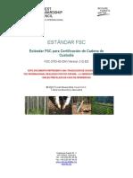 FSC STD 40 004 V2 0_ES Estandar Para Certificacion