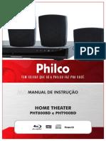 Docgo.net-manual de Instrução. Home Theater Pht800bd e Pht900bd. Picture CD