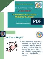 1 - Fundamentos Del Riego a 1