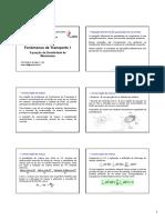 08. Equações Da Quantidade de Movimento - FT1