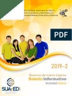 Boletin Informativo SA 2019-2