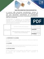Componente practico gestion