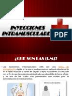 INYECCIONES INTRAMUSCULARES