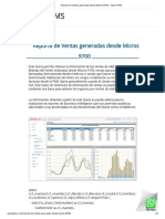 Reporte de Ventas Generadas Desde Micros 9700 – Opera PMS