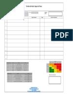 Formato de Analisis Seguro de Trabajo AST1