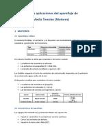 Guía de Aplicaciones Del Aparellaje (Motores)