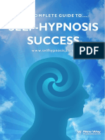 Self Hypnosis Success