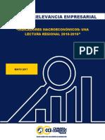 Indicadores Macroeconómicos Mayo de 2017