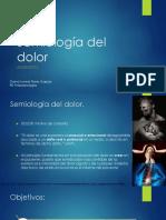 Semiología Del Dolor