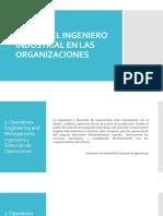 3. Roles del ingeniero industrial_Dirección de operaciones