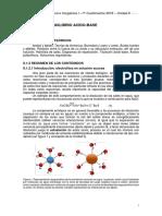 Unidad 8 - EQUILIBRIO ÁCIDO-BASE (1)