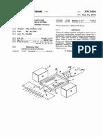 US3913004 Motor Generator