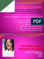 La Comunicacion, Los Actos Linguisticos y Las Emociones