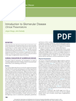 Introduction to Glomerular Disease