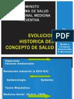 Clase 1 Evolucion Historica Salud Publica