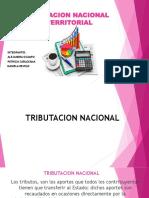 Tributacion Nacional y Territorial