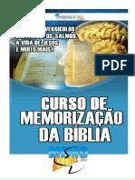 CURSO MEMORIZAÇÃO DA BIBLIA - MEMO BIBLE3000 - Bible Study.pdf