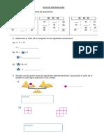 Guia de Matematicaas