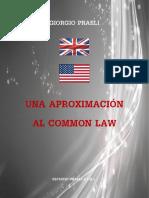 UNA APROXIMACIÓN AL COMMON LAW