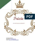Trixie Portfolio