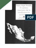 El camino mexicano de la transformación económica