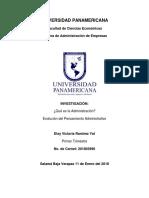Administración y evolucion del pensamiento administrativo.docx