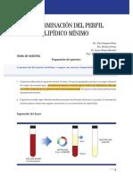 Lecturas Perfil Lipidico