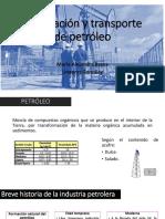EXPLORACIONY TRANSPORTE DE PETROLEO
