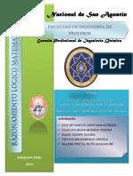 Triangulos Informe Exposicion