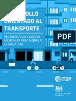 Desarrollo Orientado Al Transporte