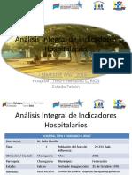 ANALISIS INTEGRAL DEL MOVIMIENTO HOSPITALARIO. I SEMESTRE 2016.pptx