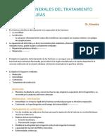 1.4 Principios Generales Del Tratamiento de Las Fracturas