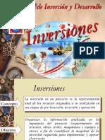 PI TEMA 8 Inversiones Del Proyecto