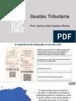 Slides Gestao Tributaria