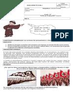 Guía 10°  cs 2019 1p