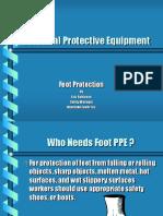 Proteccion de Los Pies