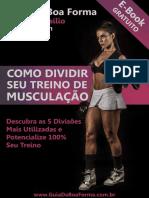 Como Dividir seu Treino de Musculação E-book.pdf