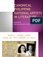 canonicalphilippinenationalartistsinliterature
