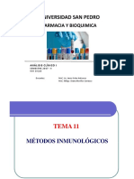 Tema 11 Diagnostico Imnunológico